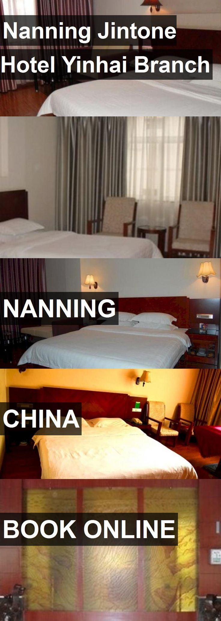 Hotel Nanning Jintone Hotel Yinhai Branch in Nanning, China. For more information, photos, reviews and best prices please follow the link. #China #Nanning #NanningJintoneHotelYinhaiBranch #hotel #travel #vacation