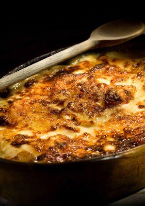 Gratins de pommes de terre au Comté : la recette facile