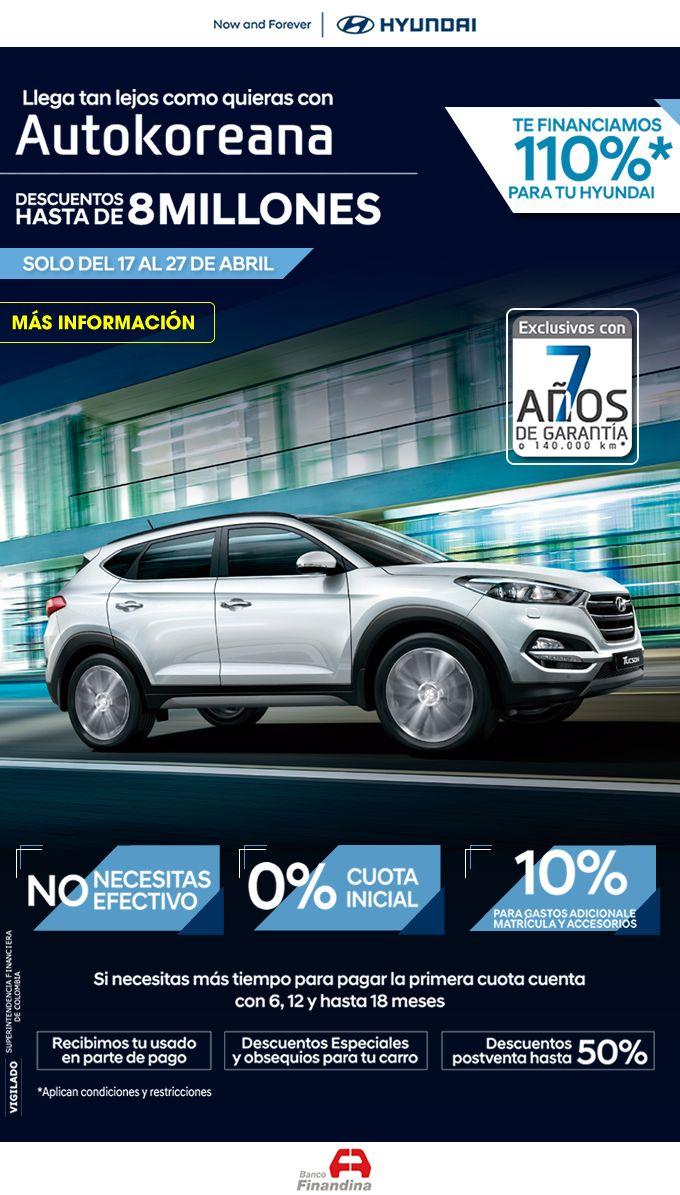 #NOVOCLICK esta con #Autokoreana #Hyundai