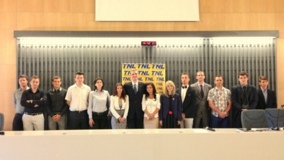Tinerii din PNL Cluj-Napoca si-au ales noua conducere