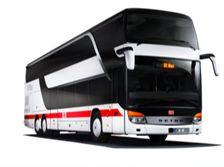 IC Bus: Bahnkomfort für die Straße