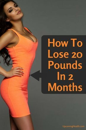 How to lose as much as 20 pounds in 2 months without resorting to fad diets. We also cover 3 fantastic home workout plans that are designed to burn fat.