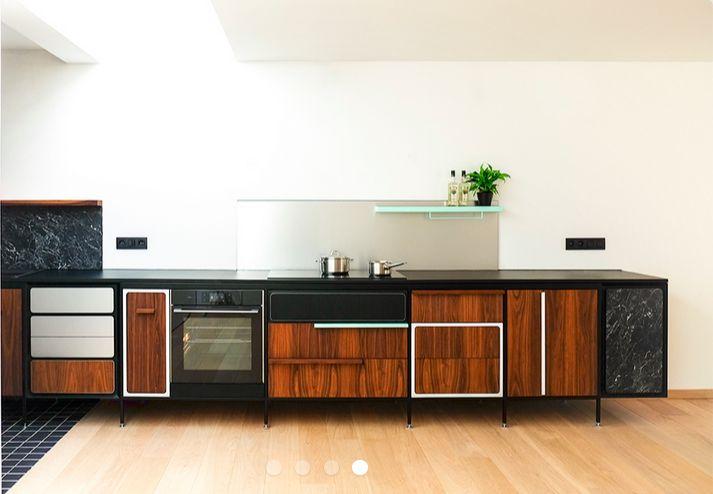 Pj mares nomax kitchen cuisine keuken kitchen pinterest kitchens - Outs studio keuken ...