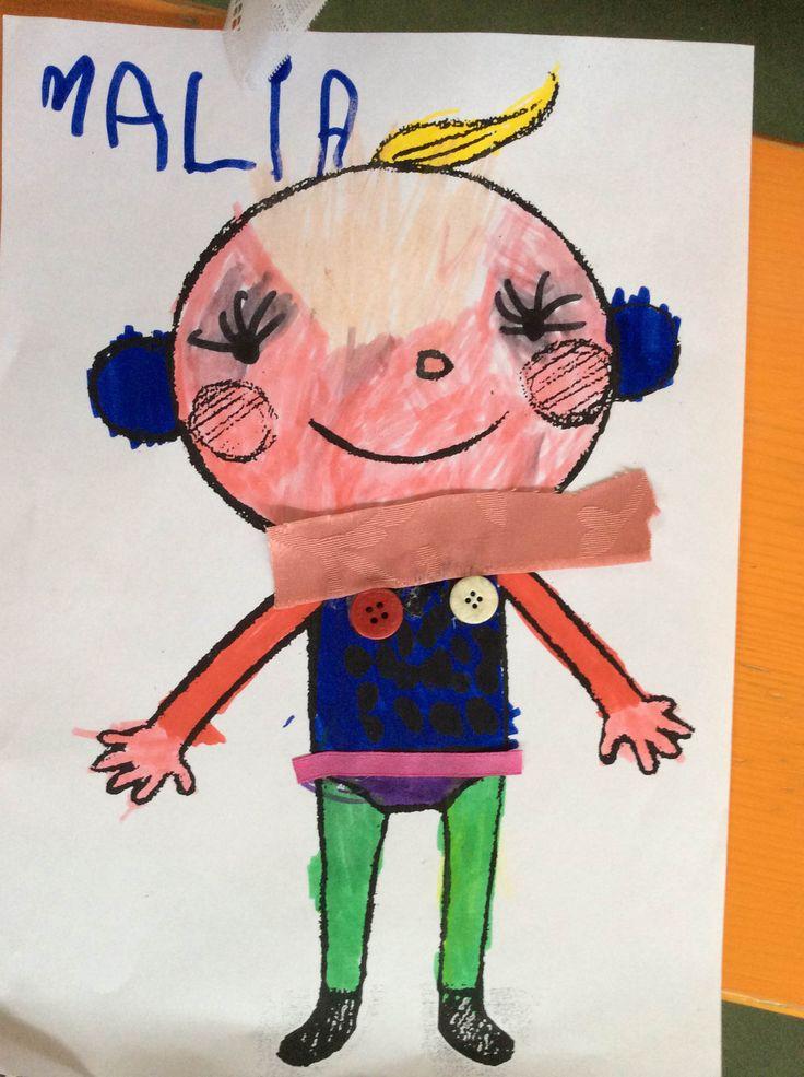 I disegni dei bambini. :-)