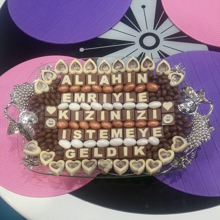 Nişan - Söz Çikolatası