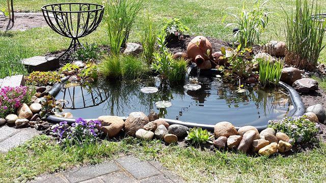 Teich, Garten, Teich anlegen