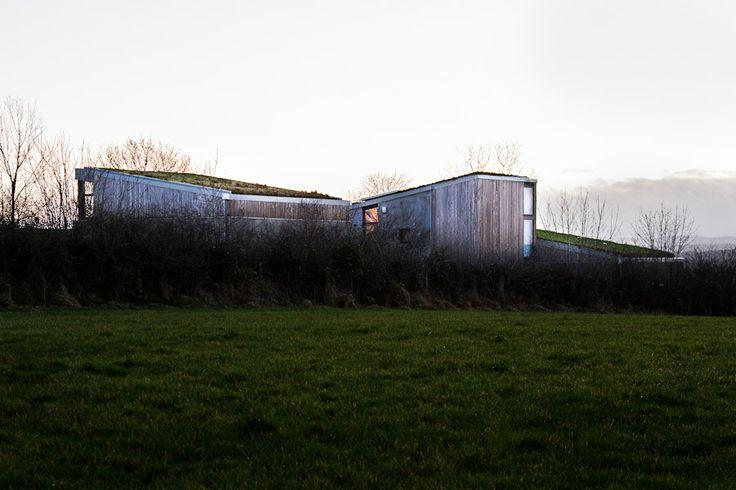 Rushey House, Ballymoney by Mcgarry-Moon Architects