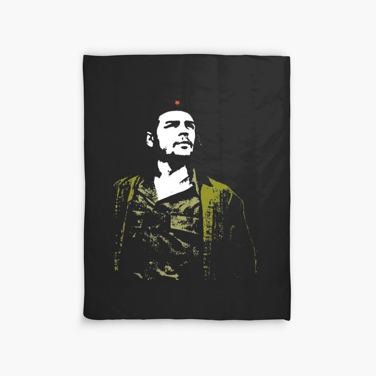 """CHE GUEVARA (LARGE)"" Duvet Covers by IMPACTEES 