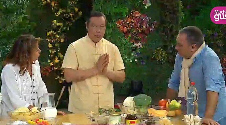 Yu Po Yang compartió los secretos de la medicina China.