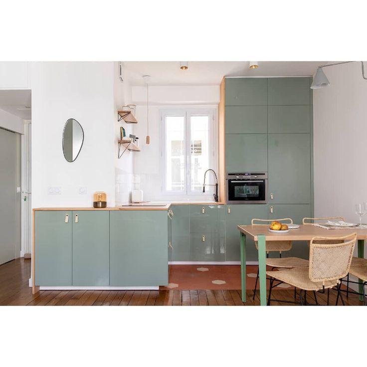 A Cuisine De L Appartement De Jean Pierre Suite Le Petit