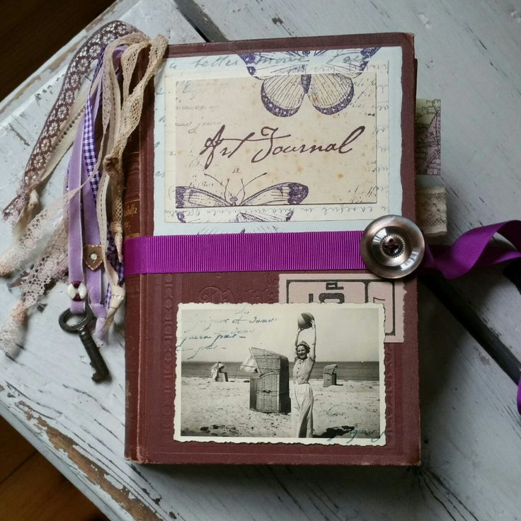 Altered Book. SoulmateART by Stefanie Gerlach