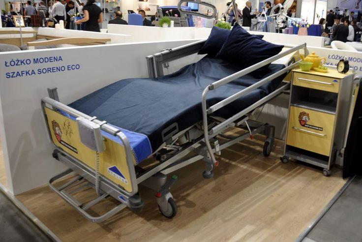 Jako fundacja, która żywo zainteresowana jest nowinkami medycznymi w dziedzinie rehabilitacji odwiedziliśmy wydarzenie, dzięki któremu mogliśmy zobaczyć naprawdę szeroką ofertę sprzętu medycznego.