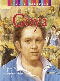 Francisco de Goya, el genial pintor que se adelantó a su tiempo, fue un incomprendido. Este aragonés universal, apasionado, de indomable carácter, sincero, patriota, independiente y triunfador, terminó su dilatada vida en el exilio, casi olvidado, y desengañado de los caprichosos vaivenes de la fama y la política. Nos dejó una abundante y variadísima obra pictórica que le convierten en un artista irrepetible y de gran influencia en el arte posterior.