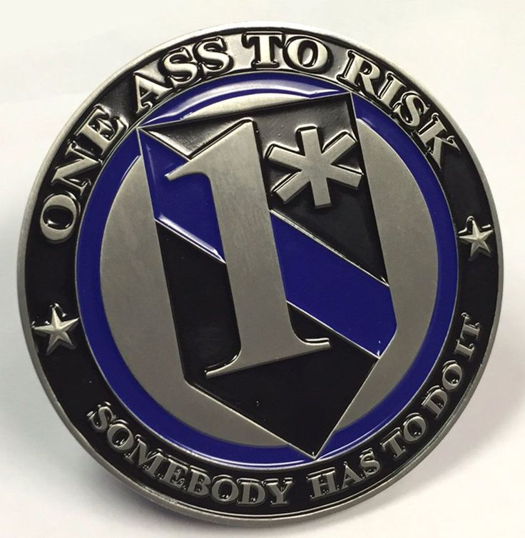 Police and Sheriff  and all law enforcement love this challenge coin.  It is beautifully crafted and a perfect reminder for them to always be vigilant.  We offer free freight on most of our products #familytattoosformen