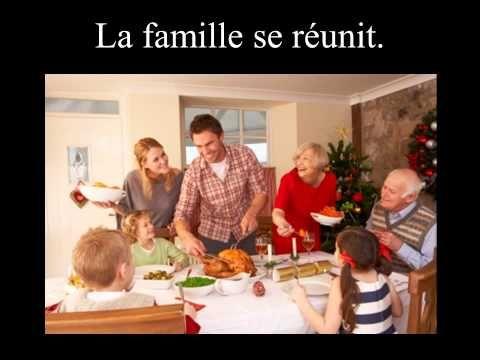 Noël en France | LE CHEMIN DU FLE