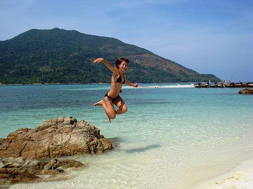 Koh Lipe, Thailandia spiagge tropicali #blogdiviaggi
