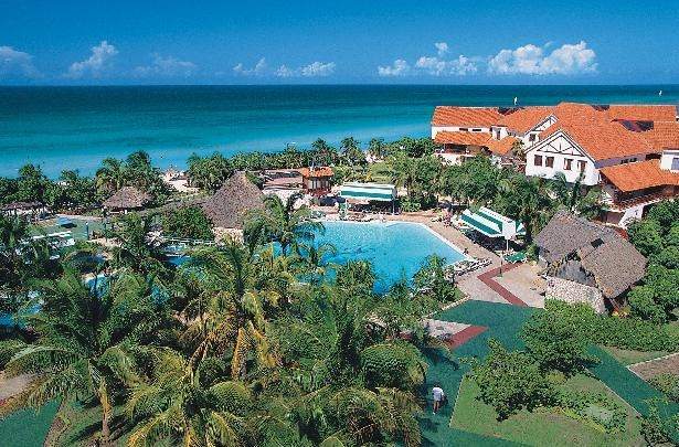 Veradero, Cuba. My first vacation was this exact resort - Breezes Bella Costa. It was beautiful and the people are so welcoming.
