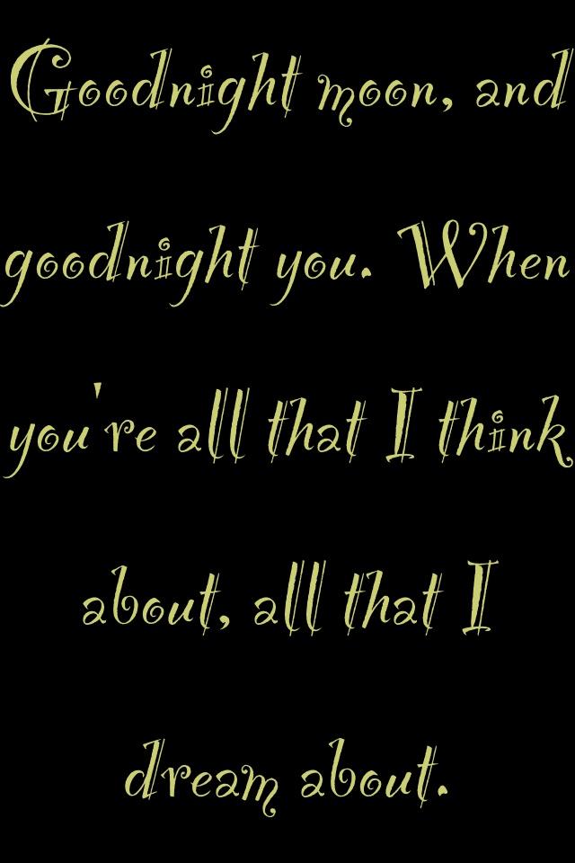 goodnight moon go radio quotes pinterest radios 3