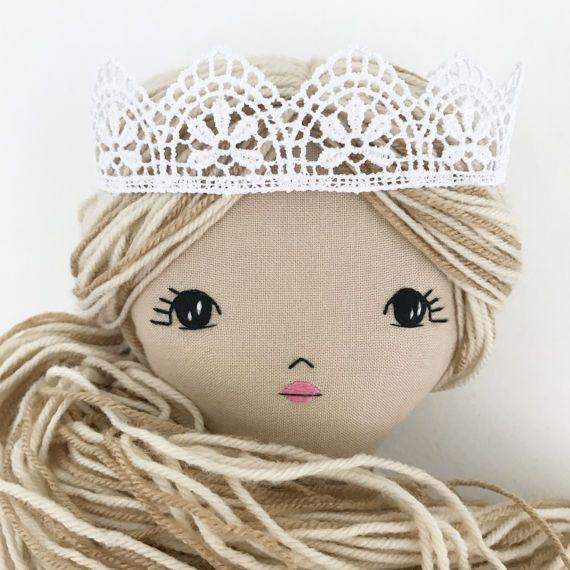 Rag Doll Fabric Doll Cloth Doll Rag Dolls Cloth Dolls Handmade