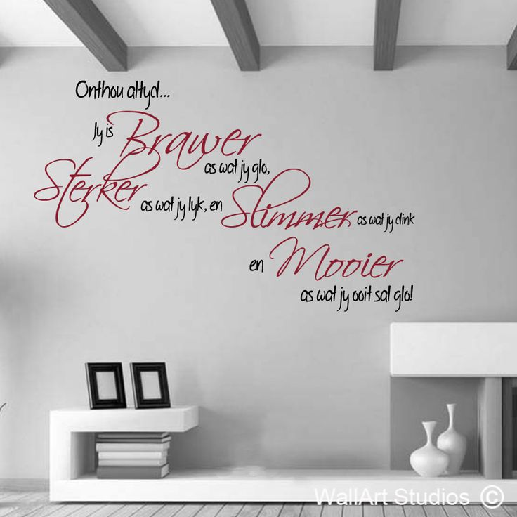 Afrikaans Wall Art South Africa: Best Afrikaans Wall Art Designs