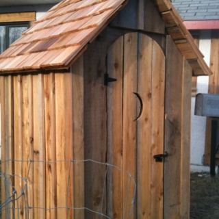 48 Best Images About Outhouse Garden Sheds On Pinterest