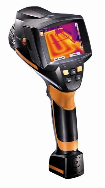 NEW FOR 2012.     Testo 875i - Thermal Imaging Camera