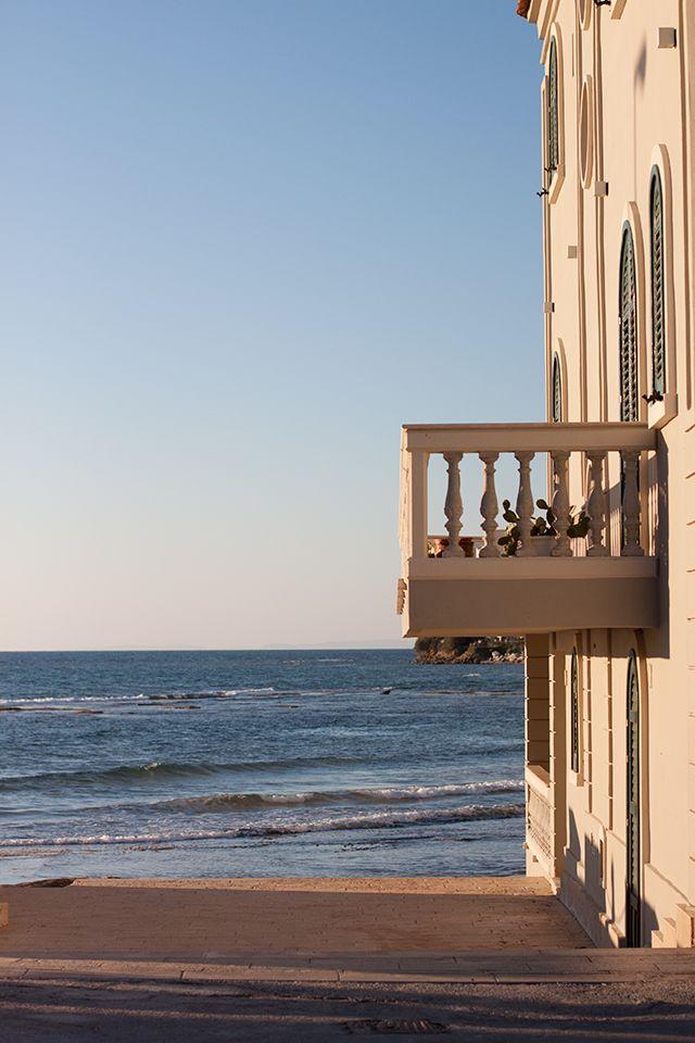 Casa di Montalbano Puntasecca, Ragusa.