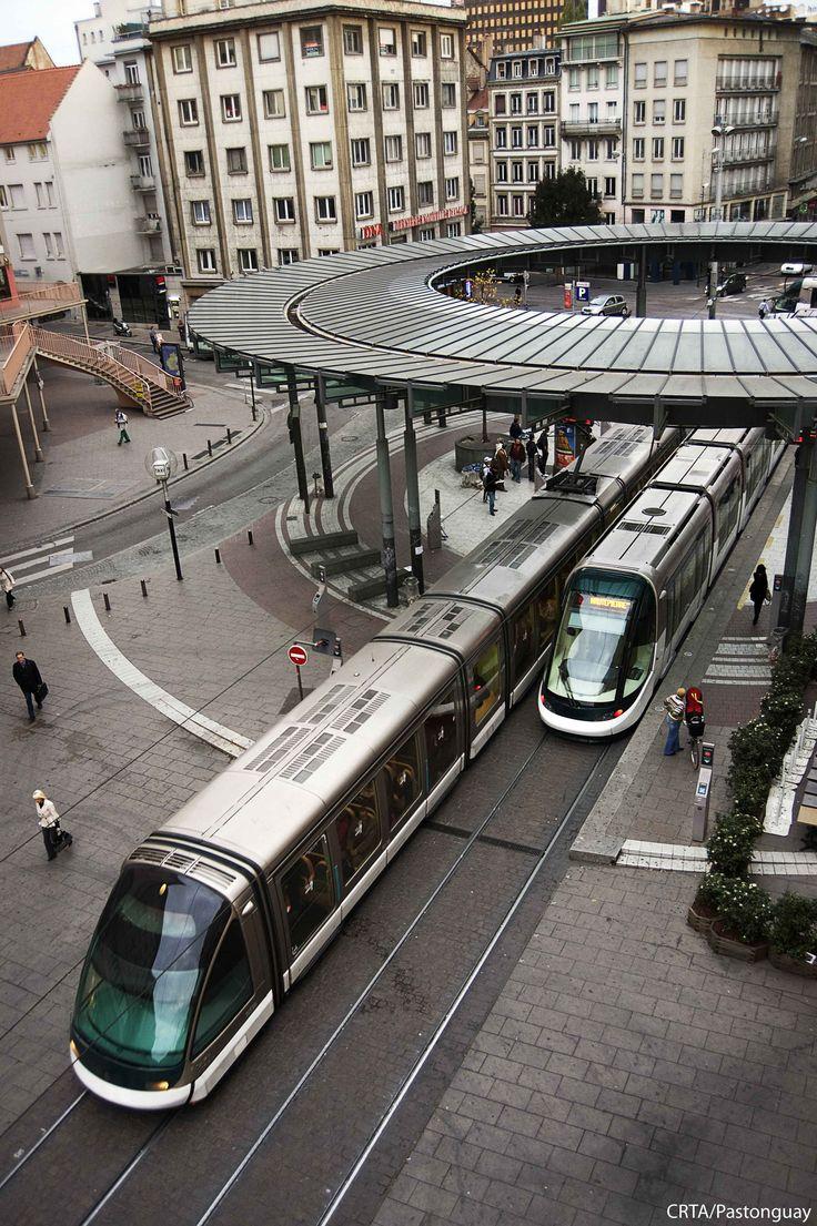Tramway de Strasbourg (CRTA/Pastonguay)