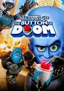 Megamind: The Button of Doom (DVD) Fun movie for this holiday season