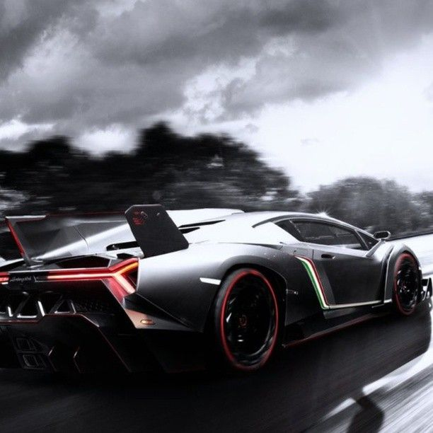 The 'Mad' Lamborghini Veneno