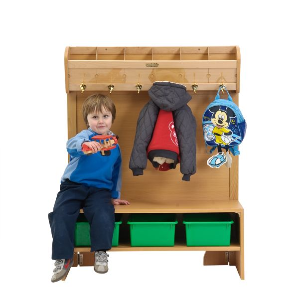 Welcome Cubbies 6 from Montessori Outlet