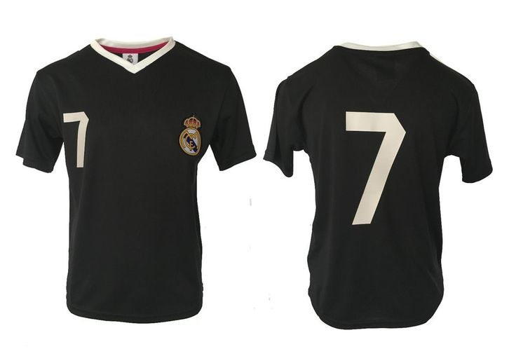 Youth Soccer Jersey Real Madrid  Cristiano Ronaldo Number 7 boy kids #Rhinox