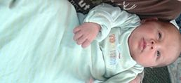 A mom shares the birth story of her preemie son, who was born five weeks early. Read more. http://healthbeat.spectrumhealth.org/35-weeks-and-my-water-broke/