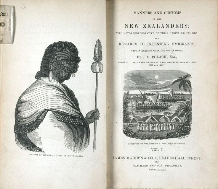 Mai I Rangiatea: The portrayal of Māori myth and legend in print