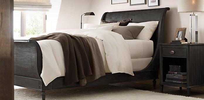 Empire Rosette Restoration Hardware Bedroom Pinterest Unique Bedroom Furniture Bedding