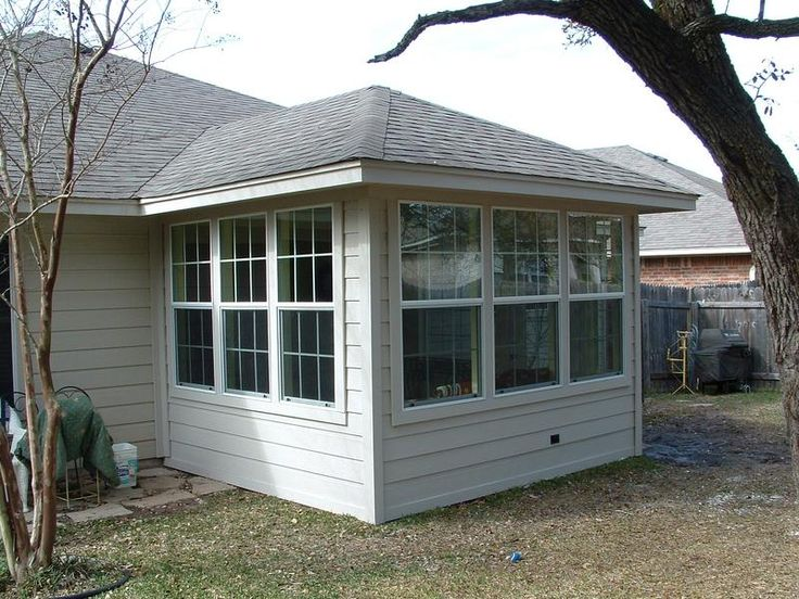 32 best additions add on images on pinterest porch ideas for Sunroom office design
