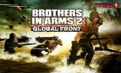 Brothers In Arms 2 Mod Apk [Unlimited Everything] v1.2.0b +Data Android