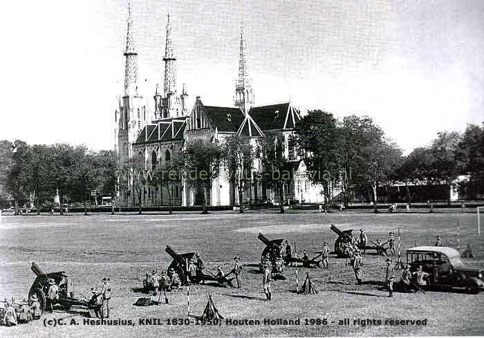 lapangan banteng 1938