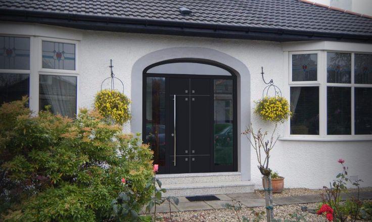 Выбираем входную дверь для частного дома.