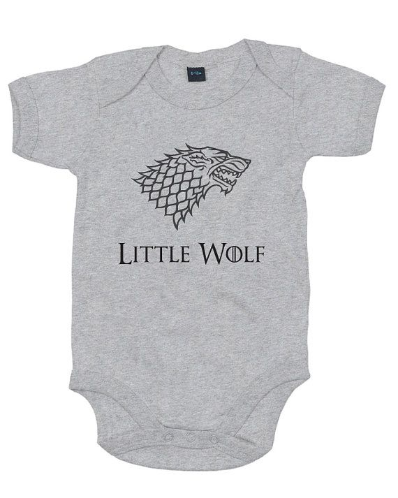 Hey, I found this really awesome Etsy listing at https://www.etsy.com/listing/205932878/little-wolf-baby-grow-boy-girl-vest-cute