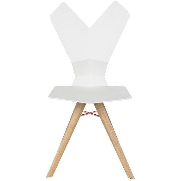 Y Chair Stuhl Mit Eichenuntergestell | Tom Dixon