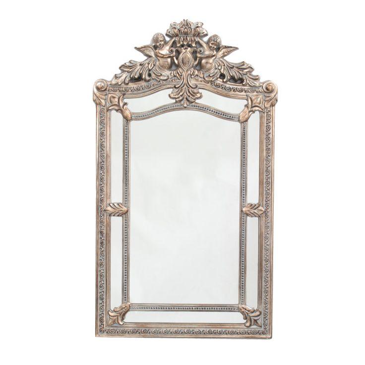 Cresthill Mirror
