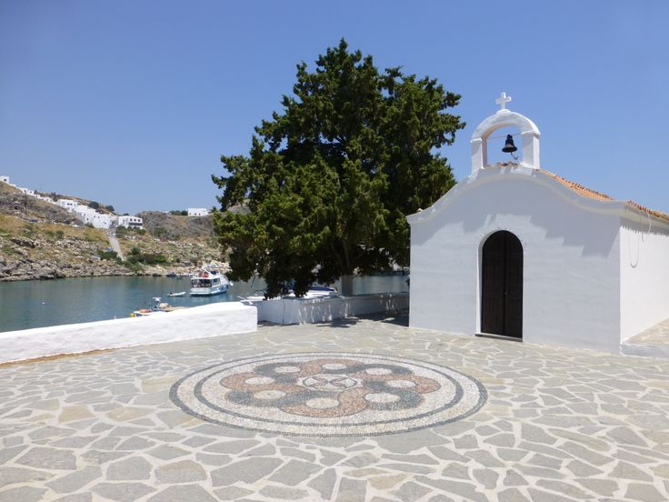 St. Paul's Church - Lindos - Rodos/Rhodes/Rhodos - Greece
