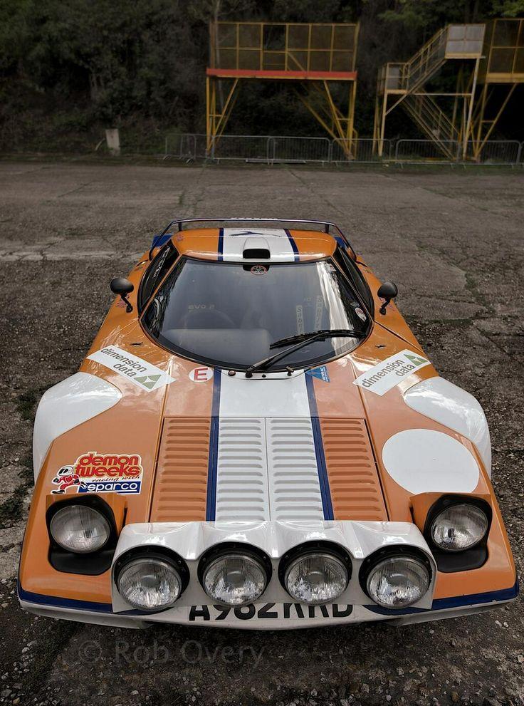 #Lancia #Stratos