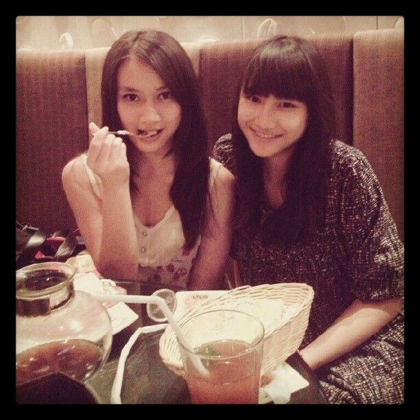 With Frieska Jkt48