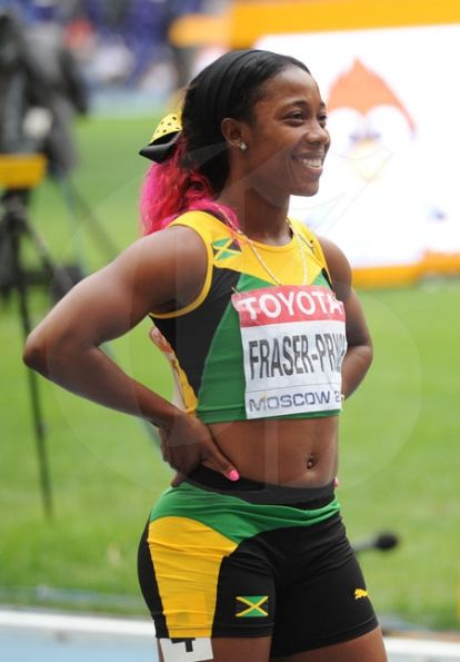 shelly-ann fraser-pryce - Google Search