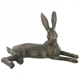 Bluebell Bronze Hare