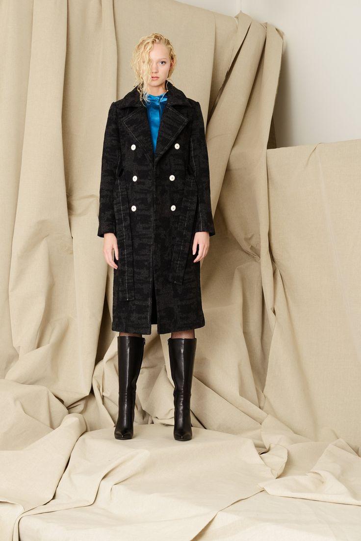 Sash Coat