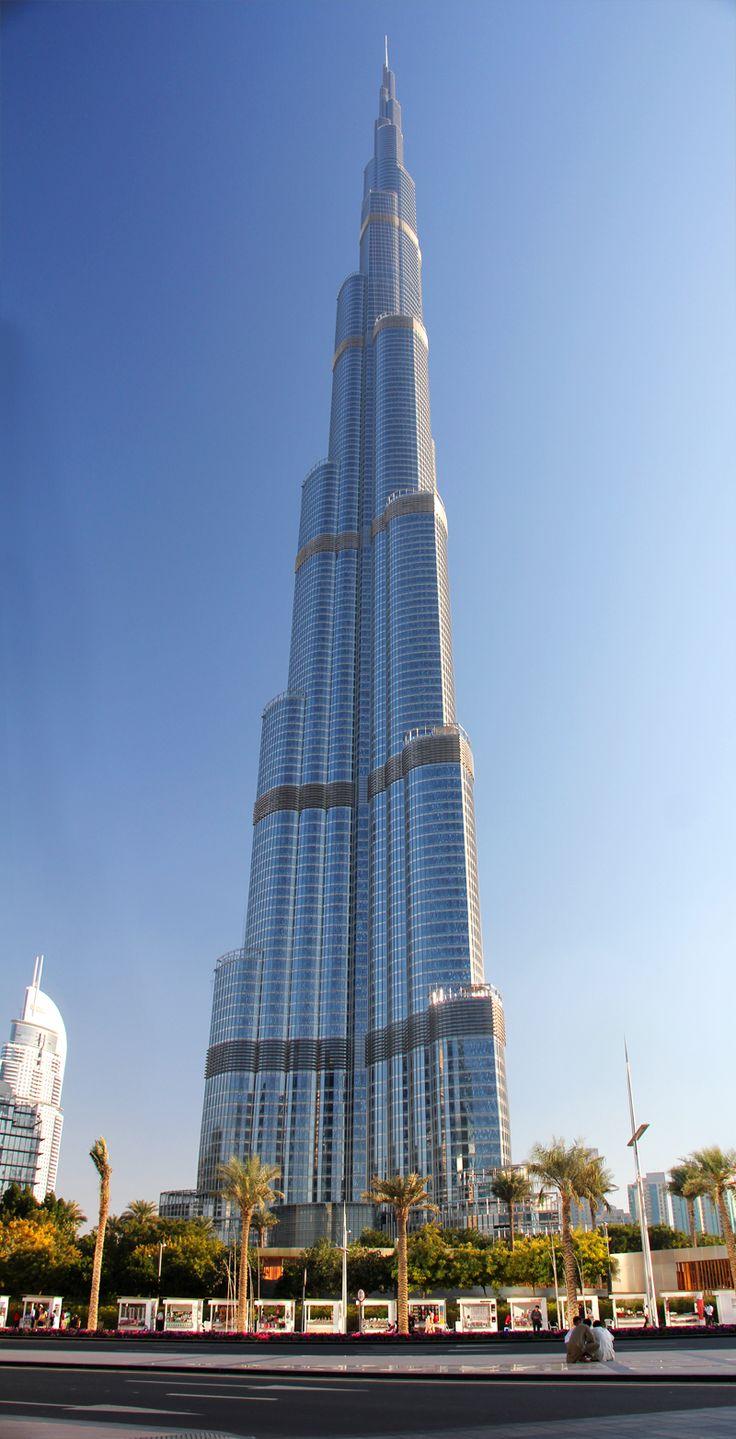 Burj Khalifa, world tallest building