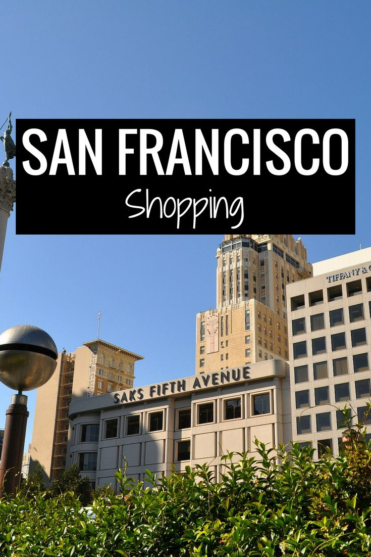 San Francisco Shopping Union Square